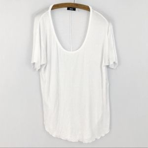 Urban Outfitters BDG Soft Slouchy White Tee